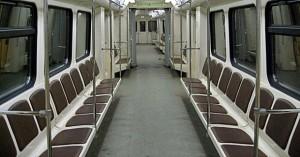 vagon del metro