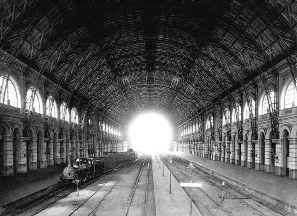 estacion tren